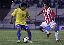 Brasil vs Paraguay, Sub 17