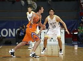 Real Madrid vs Valencia Basket Club