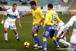 Las Palmas vs. Elche