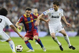 Real Madrid vs Barcelona, final de  la Copa del Rey