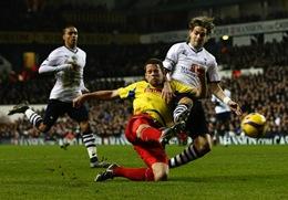 Tottenham Hotspur vs. Stoke City