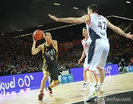 Real Madrid vs Caja Laboral