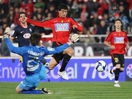 Mallorca vs Getafe