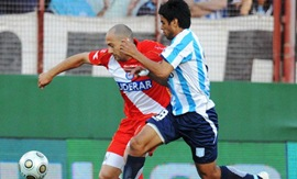 Argentinos Jrs. vs. Racing Club