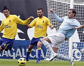 Las Palmas vs. Celta de Vigo