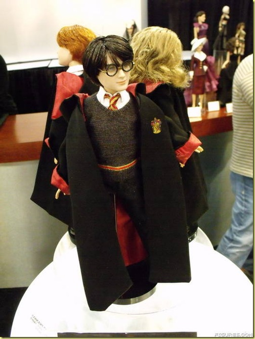 Harry Potter na Toy Fair 2010 - Tonner