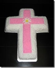 BaptismCrossCake