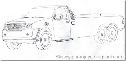 Paranjay truck
