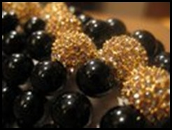 blonde ambition beads