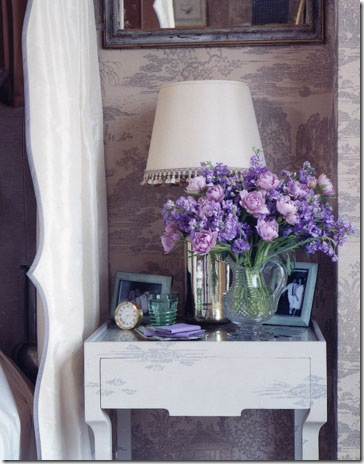 bedside lavender