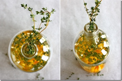 Meyer Lemon Liquor with Lavender, Cardamom or Thyme photo-Cole Denver Designs for Eat Boutique