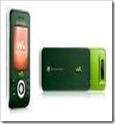 Sony Ericsson Green Phones