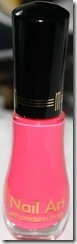 Milani Nail Art - Draw in Pink