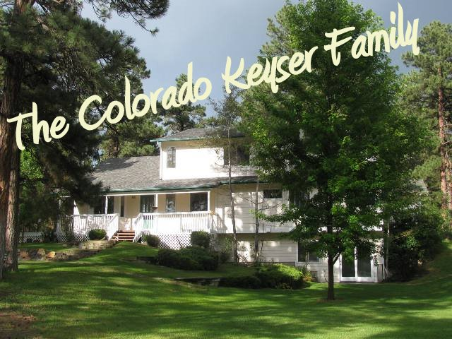 The Colorado Keyser Family