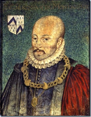 8. Michael de Montaigne