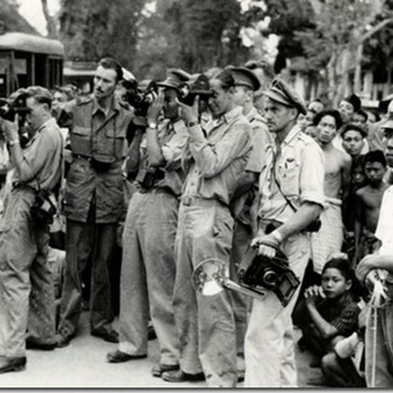Foto Perang kemerdekaan yang Tidak di Publikasikan