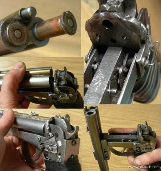 Senjata Rakitan (1)