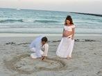 Ismael y Virna Flores embarazada 8