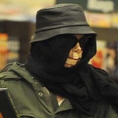 Michael Jackson con infección a la piel