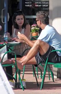 Camilla Belle & Fernando Verdasco