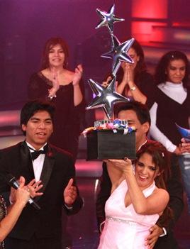 Sandra Muente ganador Show de los Sueños Peru