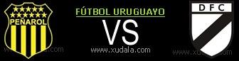 Peñarol vs Danubio