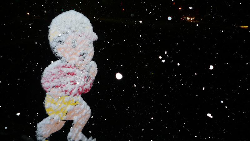 nieve, 雪, snow, Fukuoka, 福岡