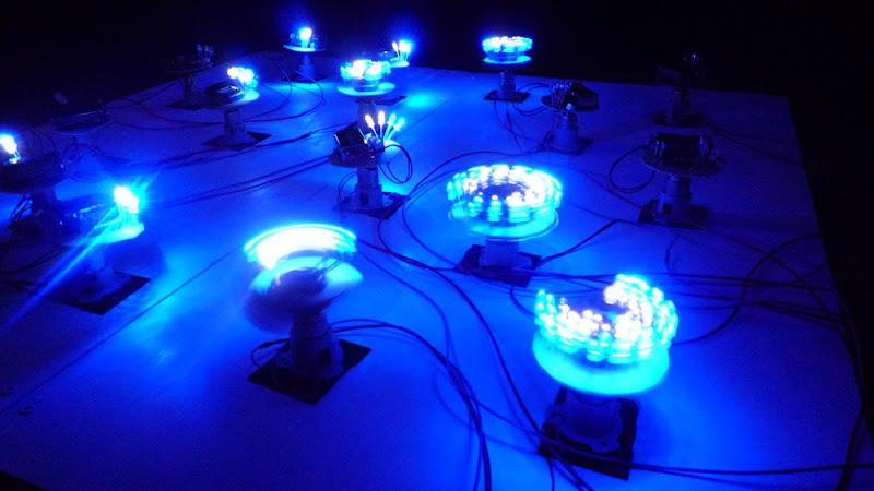 江振維, Chiang Chen Wei, arte interactivo, instalación, インタラクティブアート, インスタレーション, interactive art, installation