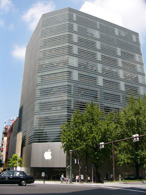 Apple Store Shinsaibashi アップルストア 心斎橋 ©2004 Impress Corporation