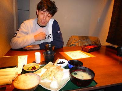 Mikel, restaurante, comida japonesa, tempura, tenpura, 天ぷら, Japanese food, restaurant, 店, 和食, 定食, 天神, 福岡, Fukuoka, Tenjin