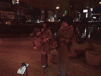 Bentens, ベンテンズ, チンドン屋, chindonya, Fukuoka, 福岡, música, music, 音楽