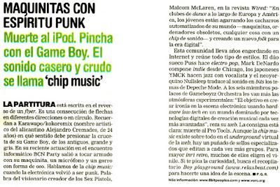 El País Tentaciones periódico 新聞 newspaper entrevista インタビュー interview<br />