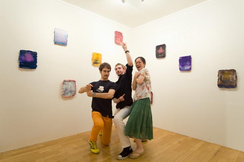 Lev Kehsin, レブ・ケージン, IAF, Studio Kura, exposición, exhibition, 展