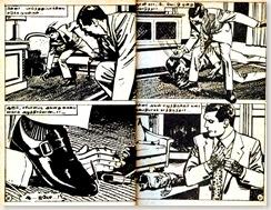 Muthu Comics Beirutil Jani Page 20 & 21