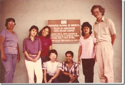 Taller UNI 1985
