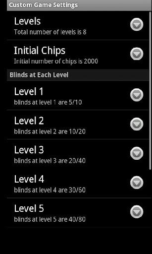 Hesup Holdem Poker - screenshot