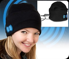Equalizer Music Hat