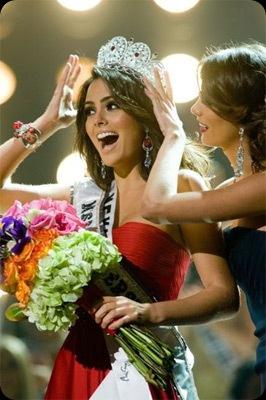 Miss Mexico - Miss Universe 2010 winner - JustAnotherPixel.net