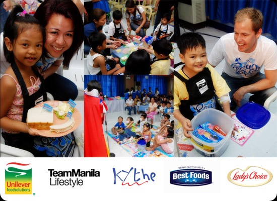 Real Love Campaign - Kythe Foundation and Unilever Foodsolutions - JustAnotherPixel.net