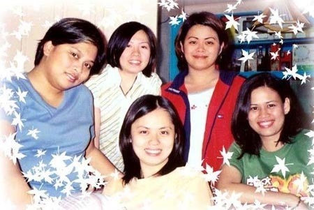 My 'barkadang tunay', my high school best friends - JustAnotherPixel.net