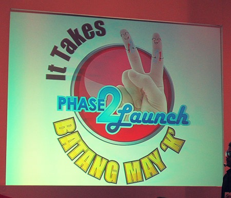 It Takes 2 - Launch of Phase 2 of Batang May K campaign by PDA and Unilever - JustAnotherPixel.net