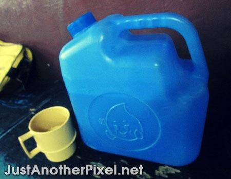Our water supply LOL - JustAnotherPixel.net