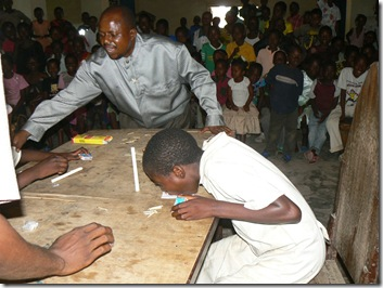 Tshibashi VBS - table game