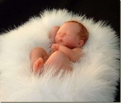 Bebê de Marcipan 12