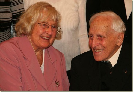 100 anos do meu tio e 92 da minha mãe