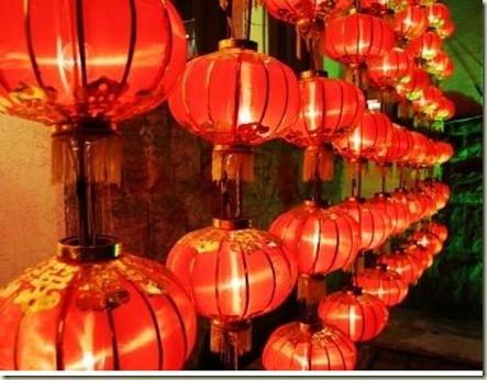 Festival das Lanternas na China 01