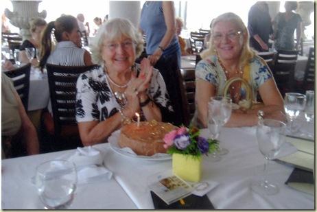 Aniversário da Minha Mãe 91 anos