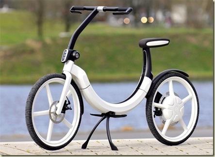 VW Bicicleta elétrica