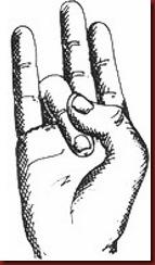 unha do dedo anular