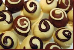 ca 36 bombom de chocolate